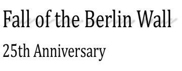 Berlin Wall 25
